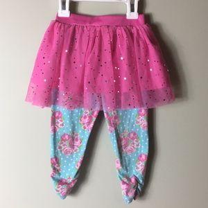 Disney Baby Skirt with Leggings Bottom